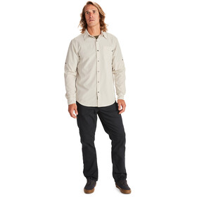 Marmot Aerobora LS Men moonbeam